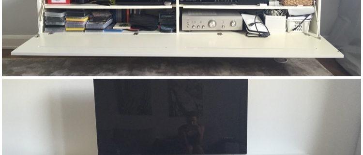 ordning i tv-bänken