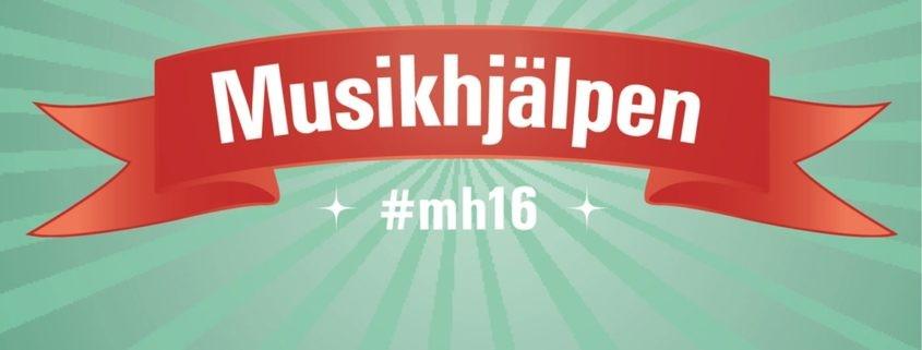 Musikhjälpen 2016