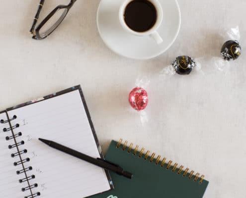 Prioriteringslista - Organisera och förvara hemma ett projekt i veckan