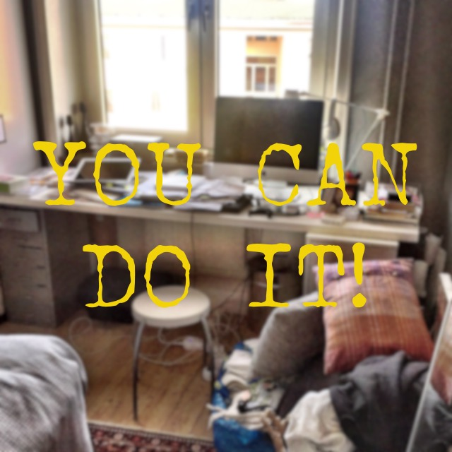 you can do it - pepp