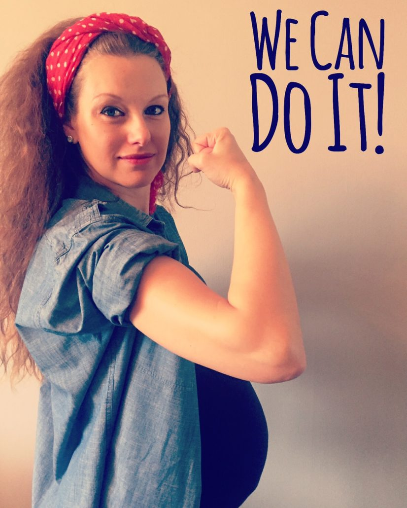 we can do it internationella kvinnodagen