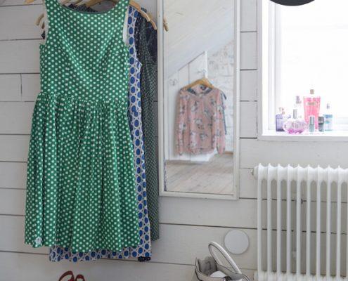 säsongsanpassa garderoben efter vår och sommar