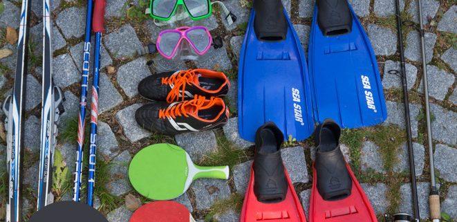 sportutrustning