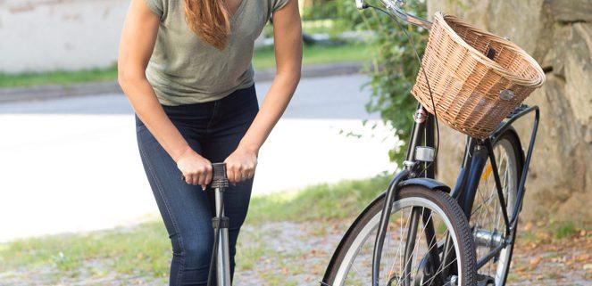 städa bilen och vårfixa cykeln