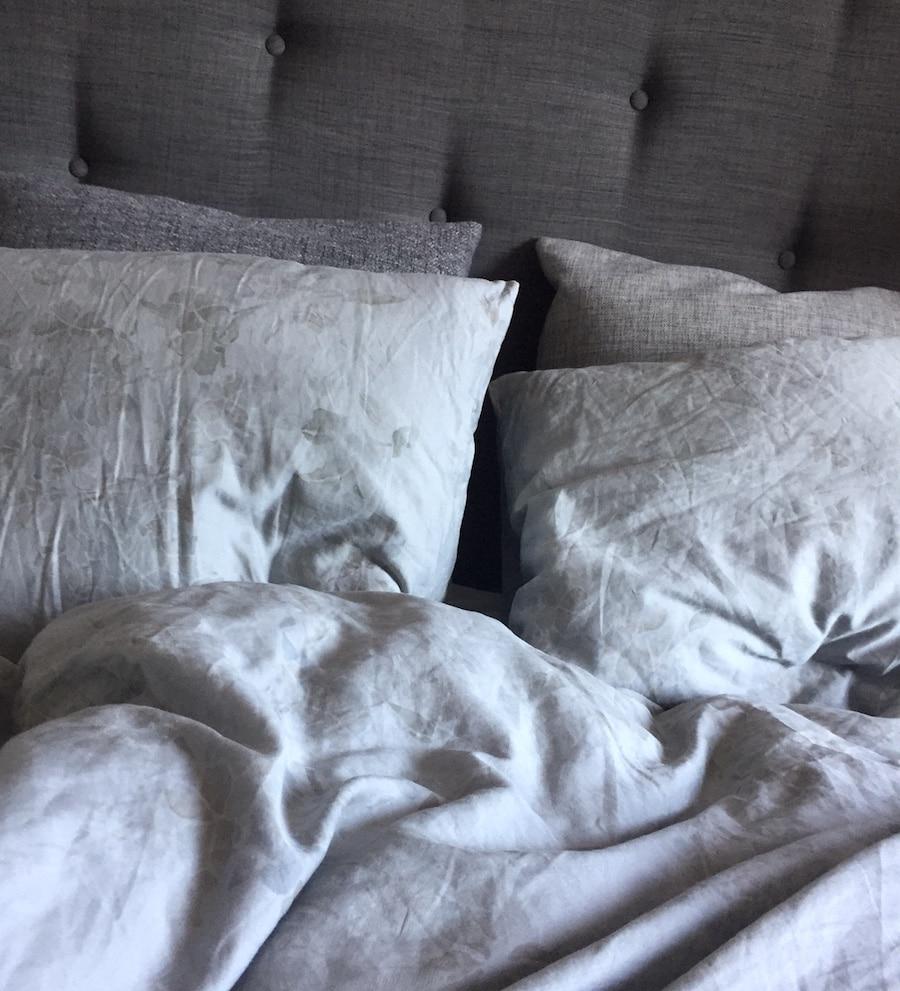byta sängkläder