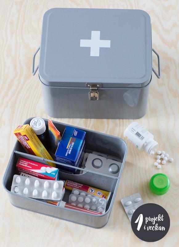 organisera läkemedel
