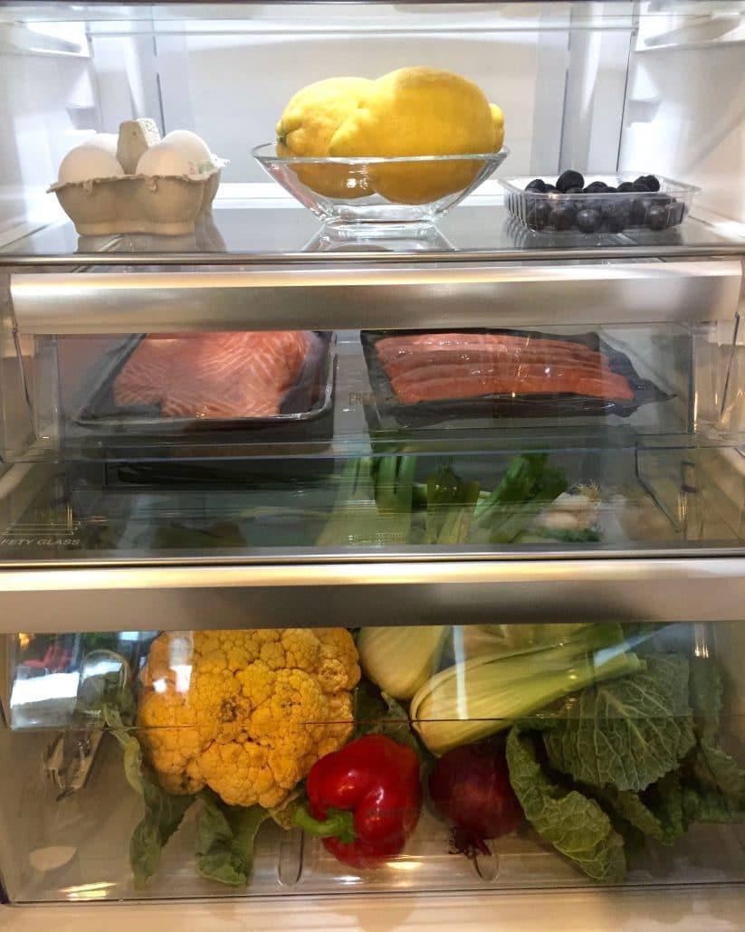 minska matsvinn - Electrolux MultiFlow kylskåp
