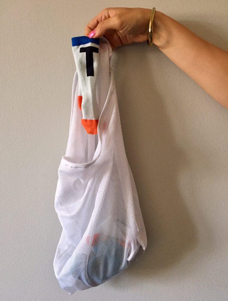 tvättips för strumpor