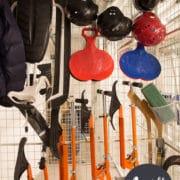 rensa och organisera förrådet
