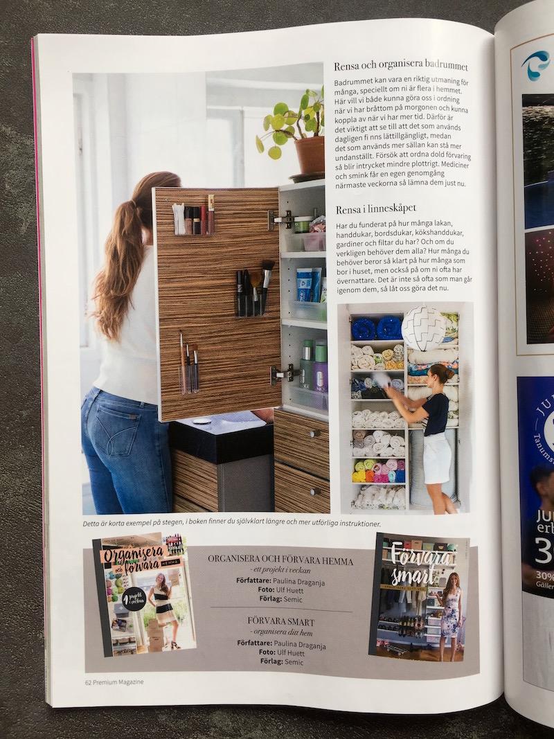 Premium Magazine Förvaringsdrottningen