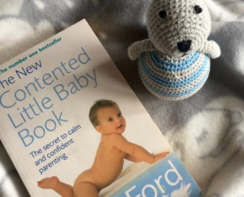 Gina Ford content little baby book