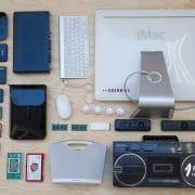 gammal elektronik