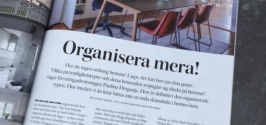 Kungsholmen Stockholmsmagasinen Förvaringsdrottningen