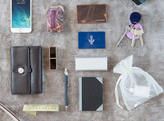 Ordning i handväskan