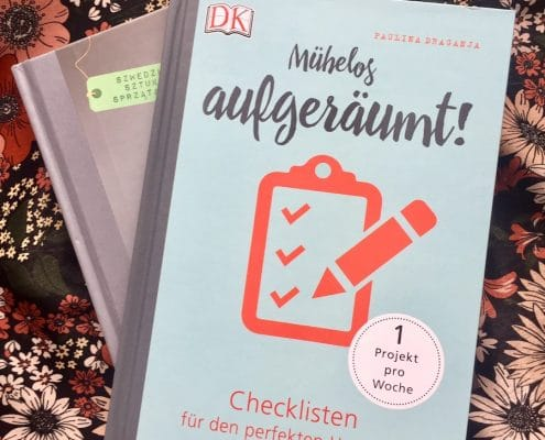 Organisera och förvara på tyska