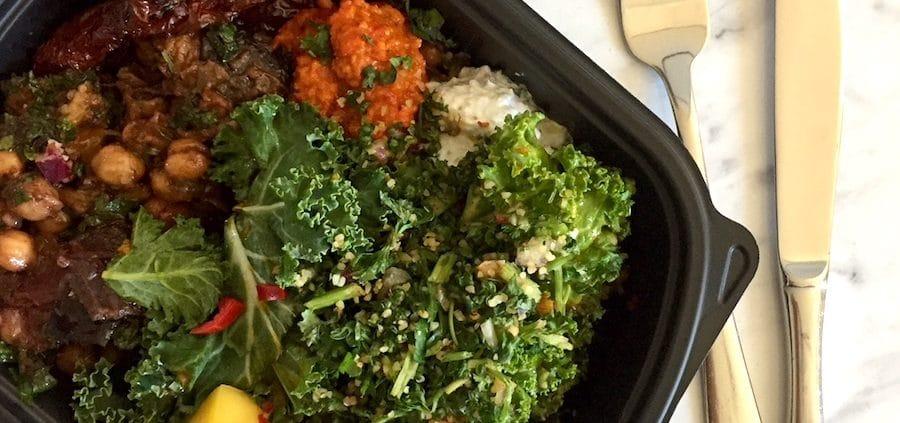 gör skillnad för miljön - använd egen matlåda när du handlar take-away mat