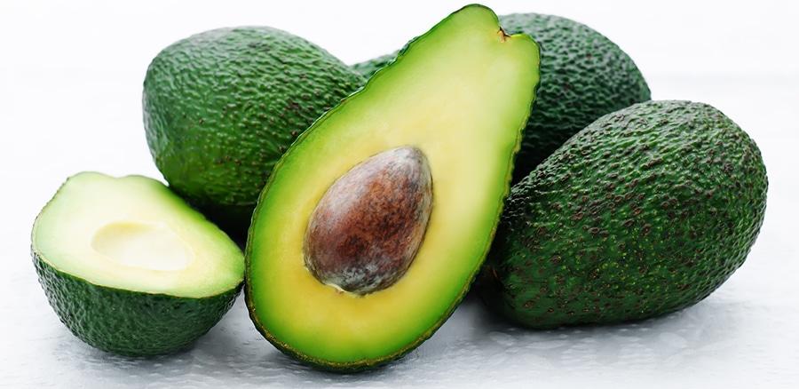 avocado - förvara inte i kylskåpet