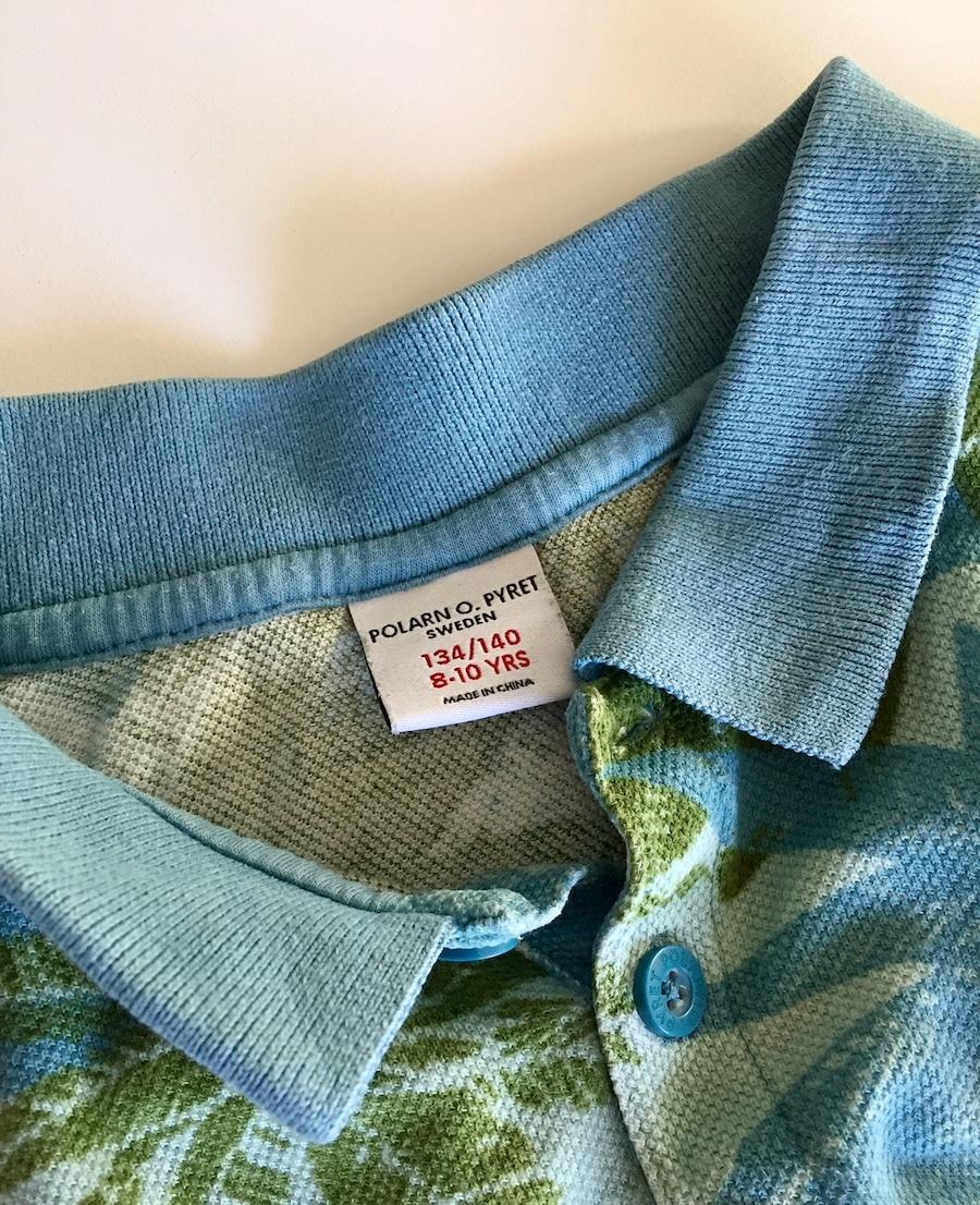 så förvarar du kläder till småsyskon