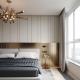 inspirerande sovrum - förvaring ovanför sängen