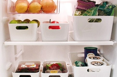 IKEA Hacks kylskåpet