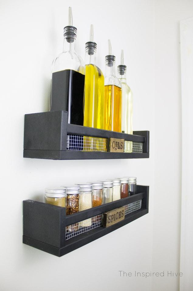IKEA Bekväm som kryddhylla