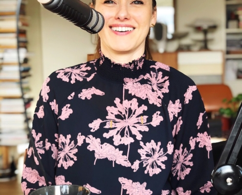 Paulina Draganja Förvaringsdrottningen Inredningspodden