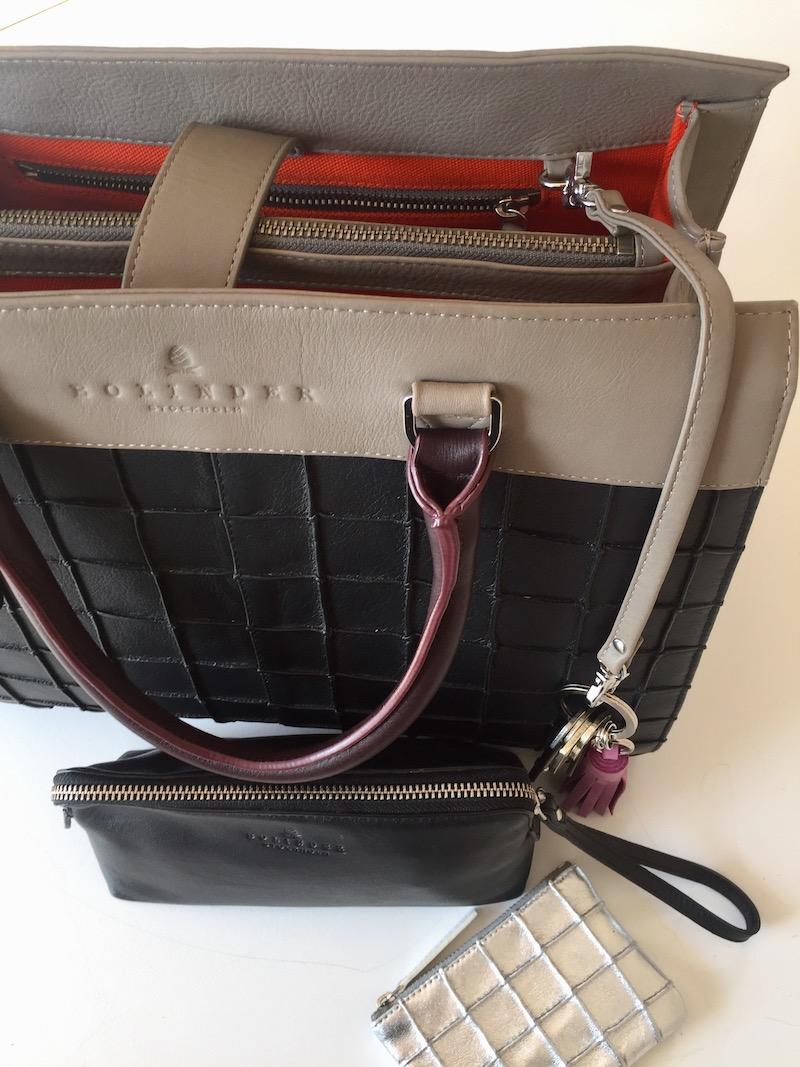 ordning i Bolinder handväskan