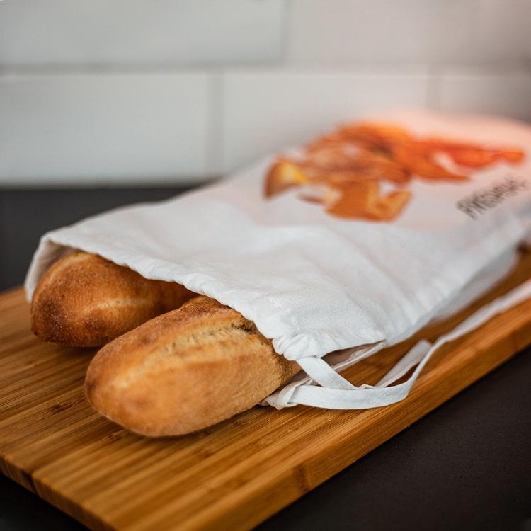 miljövänlig brödpåse